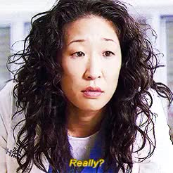 Watch this trending GIF on Gfycat. Discover more 1x03, cristina yang, ga, george o'malley, gif, grey's anatomy, greysedit, mine, puppies, sandra oh, t.r. knight GIFs on Gfycat