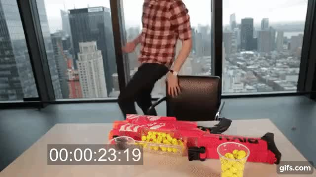 Watch nerf GIF on Gfycat. Discover more related GIFs on Gfycat