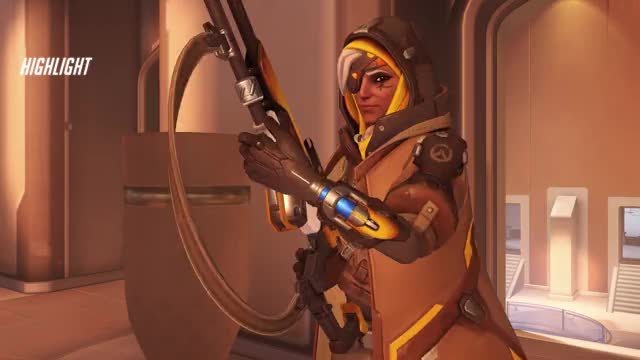 Watch and share Highlight GIFs and Overwatch GIFs by not bad on Gfycat