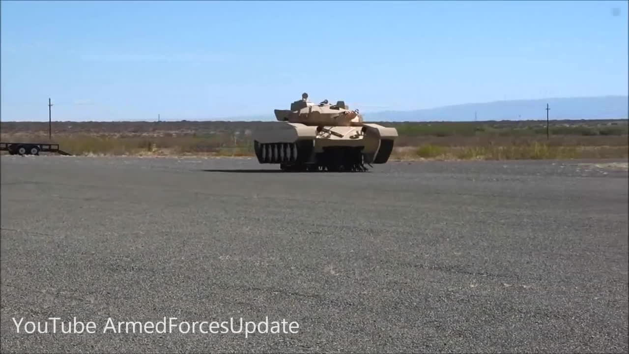 militarygfys, navy, news, US Military T-90 Cardboard Tank to be used for Target practice GIFs