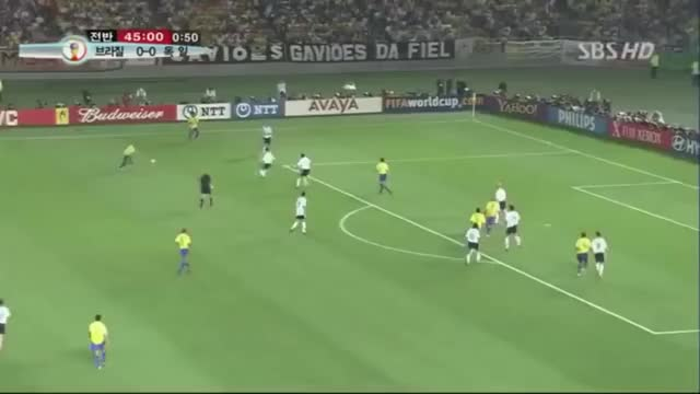Watch and share Ronaldo Vs Germany 2002 World Cup Final HD - LEGENDARY! GIFs on Gfycat
