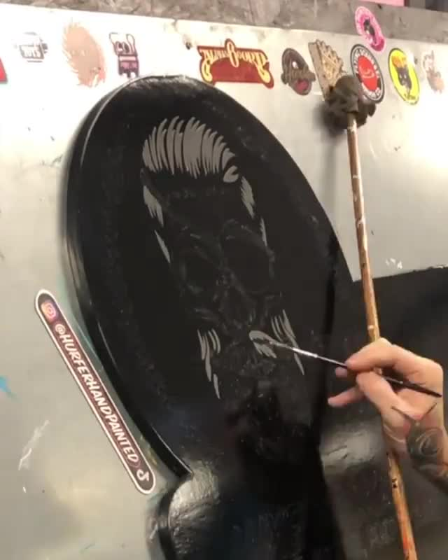 Watch and share Oddly Satisfying GIFs and Hand Painted GIFs by Boojibs on Gfycat