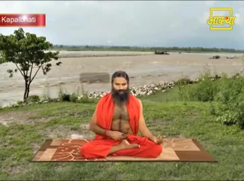 Watch कैसे करें कपालभाति प्राणायाम: स्वामी रामदेव   I Support Baba Ramdev GIF on Gfycat. Discover more Meditation, ayurveda, ramdev, yoga GIFs on Gfycat