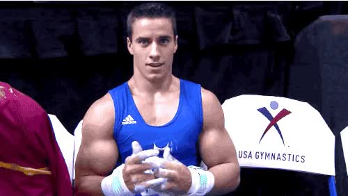 Watch and share Jake Dalton GIFs and Gymnastics GIFs on Gfycat