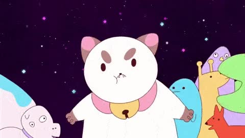 Watch and share Bee And Puppycat GIFs and Steven Universe GIFs by Cartoon Hangover on Gfycat