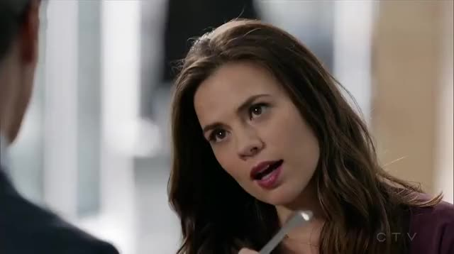 Watch and share Hayley Atwell GIFs and Emilyguy GIFs on Gfycat