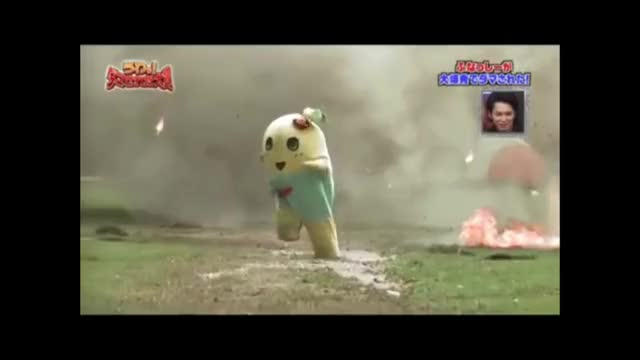 Watch Funassyi Explosion Video - Overture of 1812 (Tchaikovsky) HD GIF on Gfycat. Discover more related GIFs on Gfycat