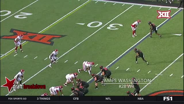 Watch and share James Washington GIFs and Nfl Draft GIFs on Gfycat