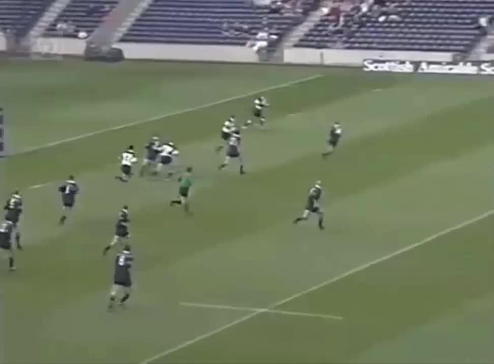madden, Lomu vs Scotland GIFs