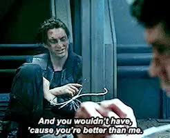Watch Unknown GIF on Gfycat. Discover more Bellamy Blake, Bellamy and Clarke, Bellarke, Murphamy, forshadowing, the 100, the100 GIFs on Gfycat