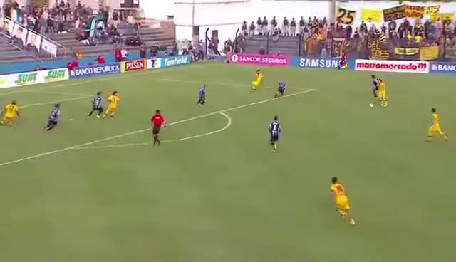 Watch and share Fútbol GIFs on Gfycat