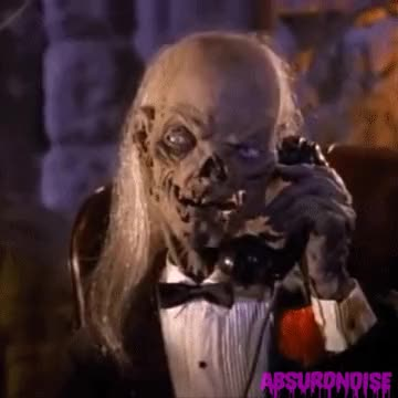 Watch and share The Crypt Keeper GIFs on Gfycat