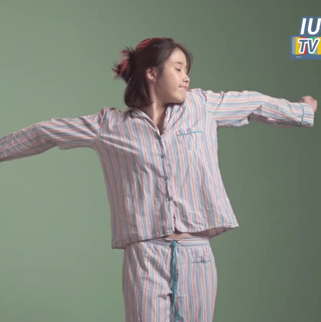 Watch IU Pajamas GIF by My Gif Factory (@forever9diadem) on Gfycat. Discover more related GIFs on Gfycat