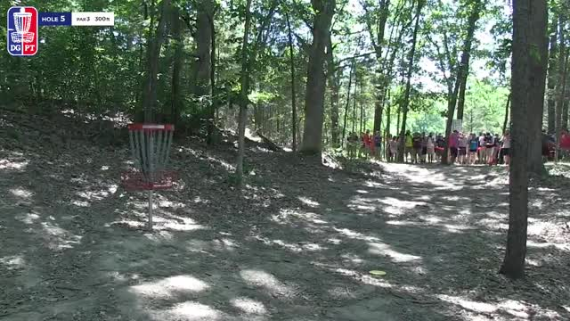 Watch Round Two 2018 Discraft's Great Lakes Open - Paul McBeth hole 5 GIF by Benn Wineka UWDG (@bennwineka) on Gfycat. Discover more dgpt, disc golf, disc golf pro tour GIFs on Gfycat