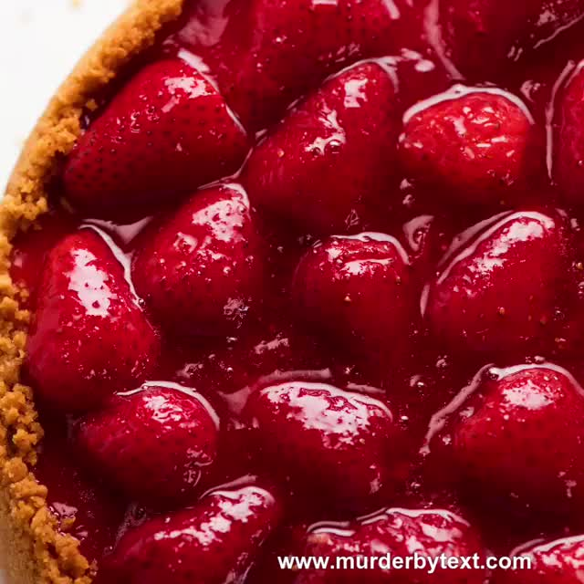 Watch this cooking GIF by Kathleen Ema (@recipe) on Gfycat. Discover more cooking, dessert, food, food recipes, recipe, recipes, strawberries cheesecake!! GIFs on Gfycat
