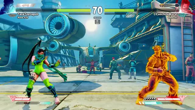 Watch and share Street Fighter V GIFs and Nychrisg GIFs by hijinx on Gfycat