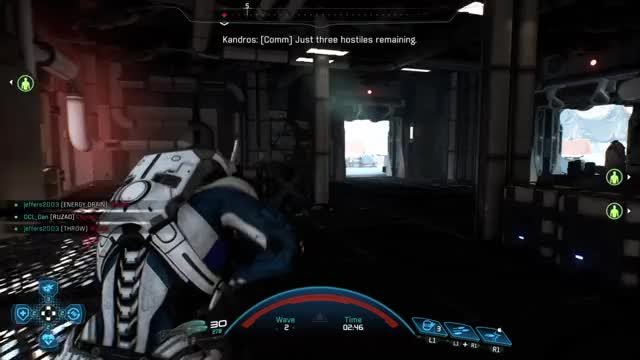 Watch and share Gamephysics GIFs and Mass Effect GIFs by Sawdust Prophet on Gfycat