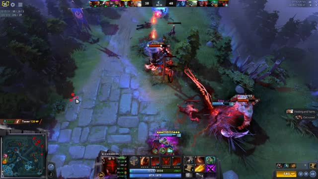 Watch and share Bloodseeker GIFs and Overwolf GIFs by Overwolf on Gfycat