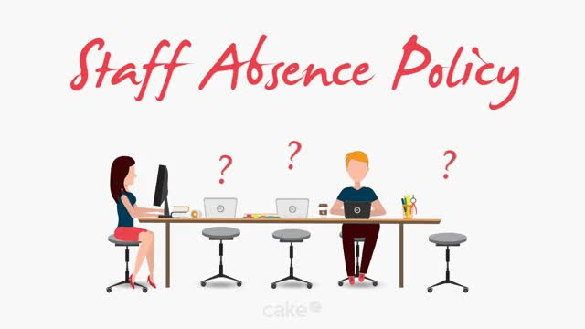 Watch The Top5 Things You Should Know About Staff Absence Policy CakeHR blog GIF on Gfycat. Discover more related GIFs on Gfycat