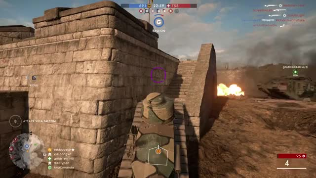 Watch Battlefield™ 1_20170207230942 GIF on Gfycat. Discover more Battlefield, gaming, sony interactive entertainment GIFs on Gfycat