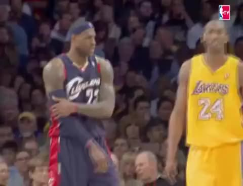 Watch and share Kobe Bryant Iso GIFs on Gfycat