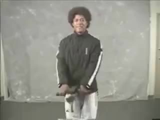 Afro Ninja (Plus more audition failures)