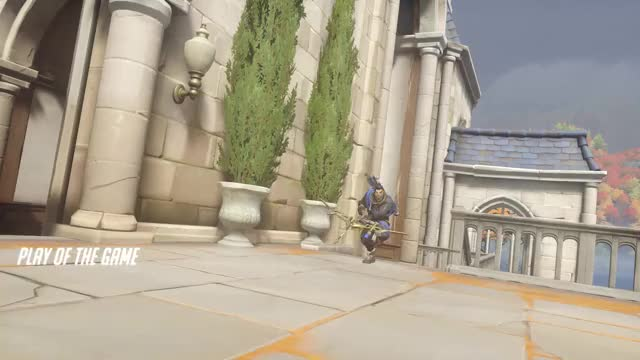 Watch and share Overwatch GIFs and Hanzo GIFs by Vexwantstobattle on Gfycat
