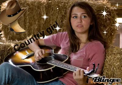Watch and share Miley Cyrus Country Girl GIFs on Gfycat