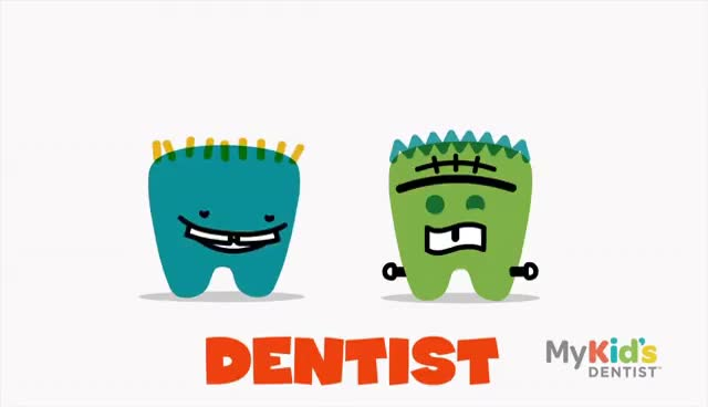 Watch and share A Child's First Dentist Visit GIFs on Gfycat