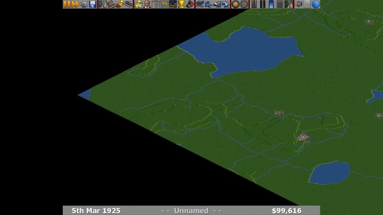 OpenTTD, OpenTTD Rail Pathbuilder Demo 2 GIFs