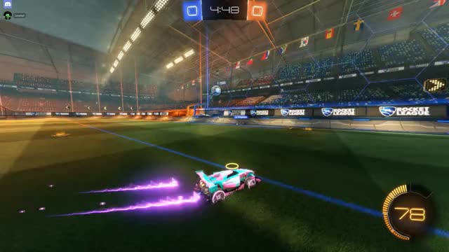 Watch and share Rocket League GIFs by TheClasse on Gfycat