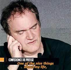 Watch and share Quentin Tarantino GIFs on Gfycat