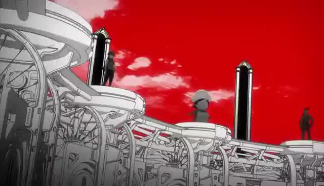 Watch and share The Future Diary Clip - Official Opening Theme GIFs on Gfycat