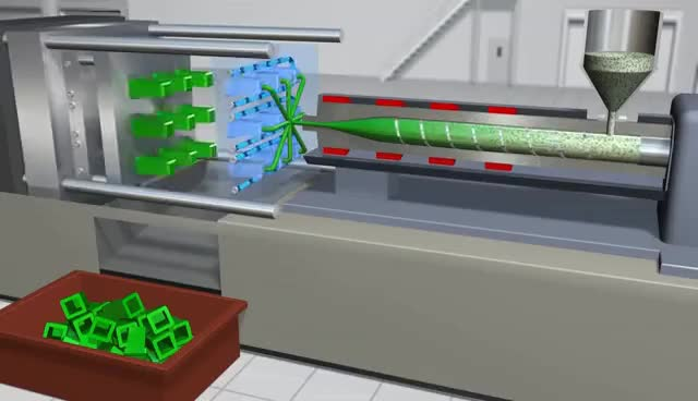 Watch and share Plastic Processing Overview GIFs on Gfycat