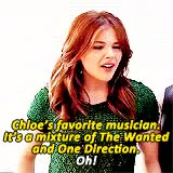 Watch and share Ok I Love Her GIFs and Chloe Moretz GIFs on Gfycat