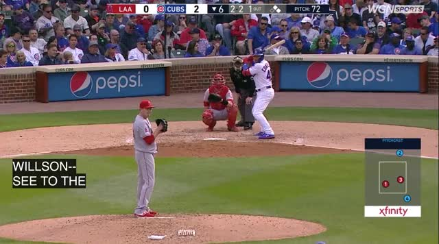 Watch and share Los Angeles Angels GIFs and Chicago Cubs GIFs on Gfycat