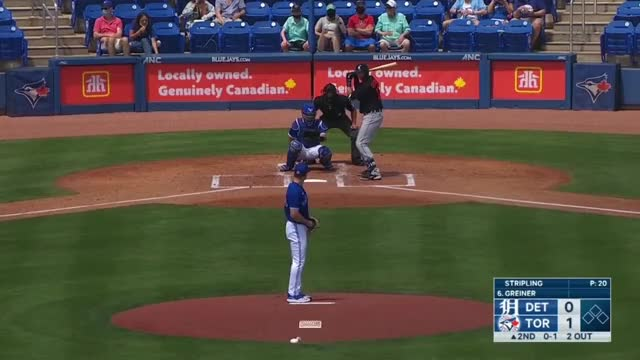 Watch and share TD Ballpark.Blue Jays GIFs on Gfycat