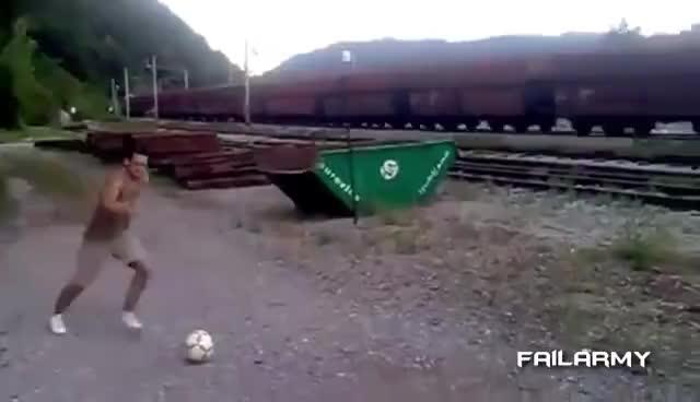 #ball #soccer #fail, Ball Fail GIFs