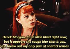 Watch and share Penelope Garcia GIFs on Gfycat