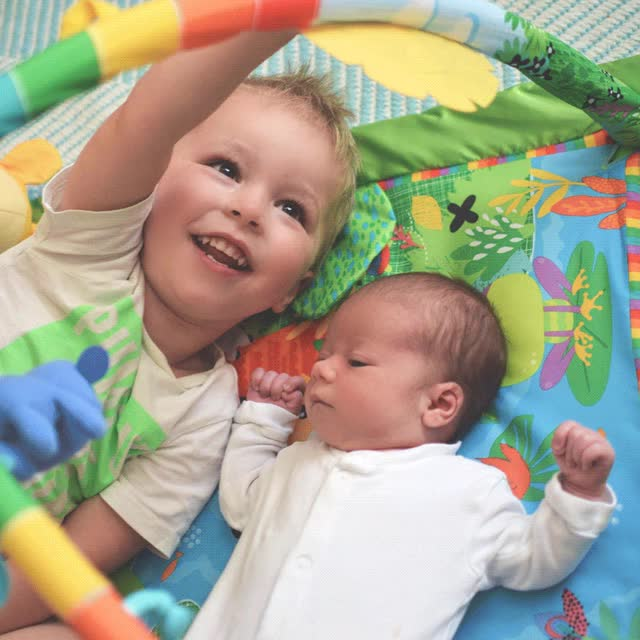 Watch and share Jesse Loves.. The Fisher-Price Rainforest Deluxe Activity Gym - Hello Archie GIFs on Gfycat