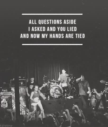 Watch and share The Story So Far GIFs and Tssf Bands GIFs on Gfycat