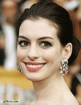 Watch anne hathaway with and without eyebrows GIF on Gfycat. Discover more Anne Hathaway, gif_to_gyf GIFs on Gfycat