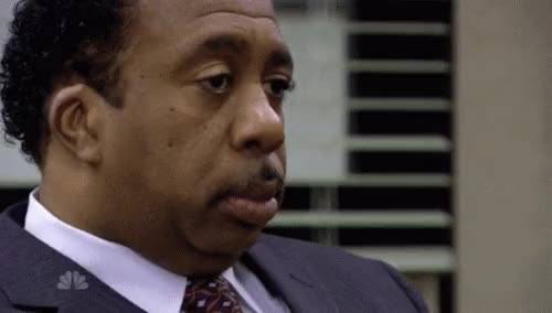 Watch and share Stanley The Office GIFs on Gfycat