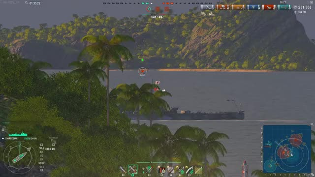 Watch and share World Of Warships 07.22.2018 - 01.35.21.01 GIFs on Gfycat