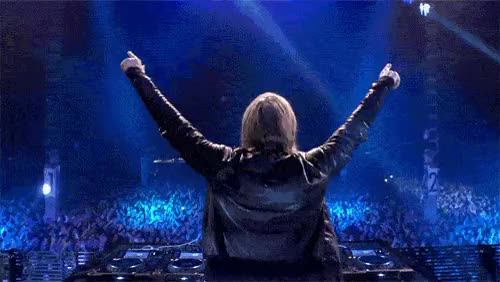 Watch and share Electro Music GIFs and David Guetta GIFs on Gfycat