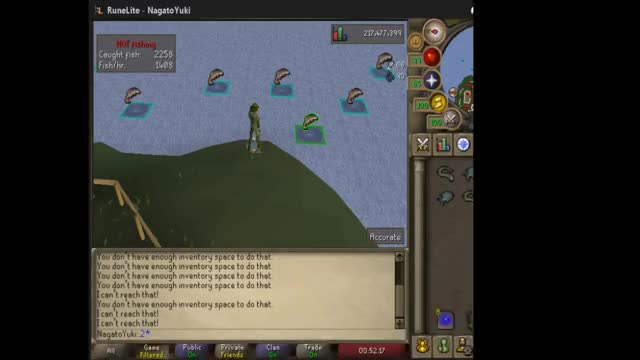 Watch and share Oldschool Runescape GIFs and Fishing GIFs by yukitakanashi on Gfycat