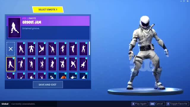 Watch groove jam overtaker GIF on Gfycat. Discover more NEW, fortnite GIFs on Gfycat