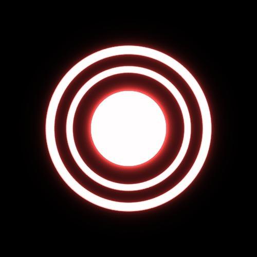 loadingicon, Glowing Oscillations GIFs