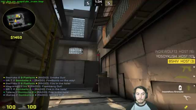 Watch and share BeeYoko7 Playing Counter-Strike: Global Offensive - Twitch Clips GIFs on Gfycat