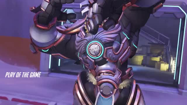 Watch and share Overwatch GIFs by elusive92 on Gfycat